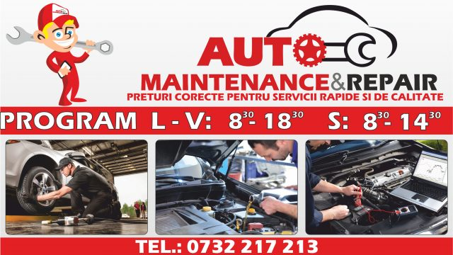 Auto Maintenance&Repair